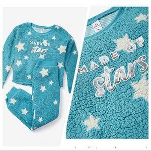 🆕Girl's Justice MADE OF STARS Pajama/Lounge Set